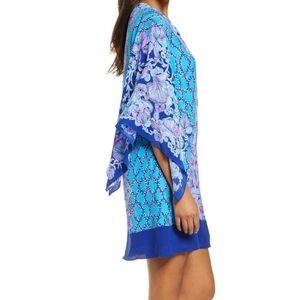 Lilly Pulitzer Shalynn Silk Caftan Women's Dress